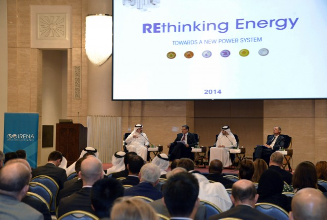 REthinking Energy-Panel Discussion 1