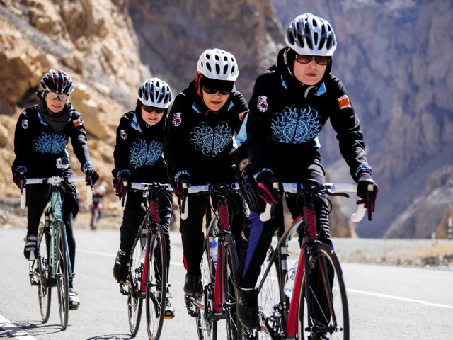 Dare to ride your bike in solidarity with Afghan women?