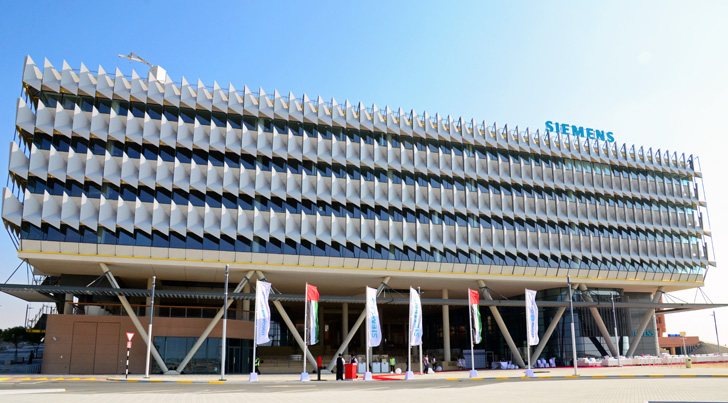 Siemens opens Middle East's greenest office building at Masdar City (PHOTOS)