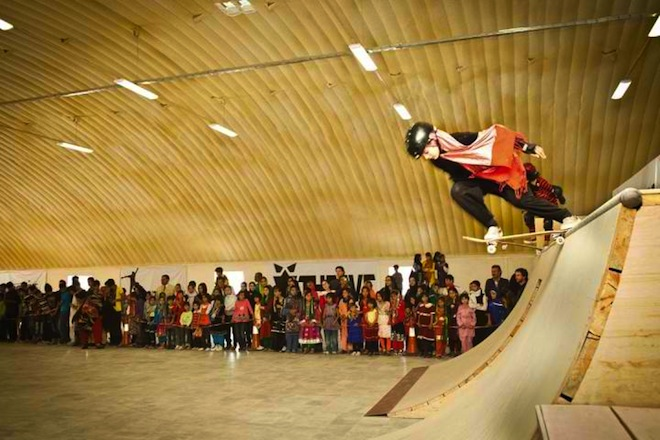 Afghanistan's Skateistan Skater School for Girls Not Allowed to Ride Bikes (video)