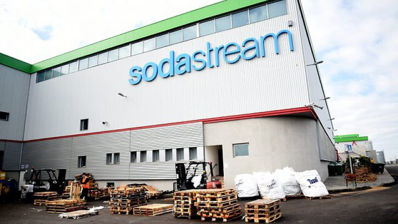 "Sodastream to build Gaza factory for ""peace"""