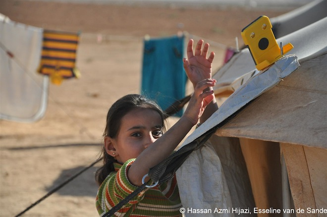 wakawaka Solar for Syria, clean tech, humanitarian design, syrian refugees, Jordan, Lebanon, buy one give one campaign
