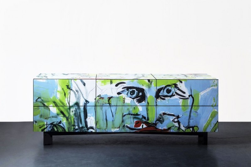 Tel Aviv graffiti made into sexy furniture (PHOTOS)