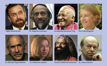 Faith and science leaders unite to save our planet – on Indiegogo!