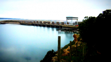 ISIS uses Tabqa Dam in Syria as weapon of war