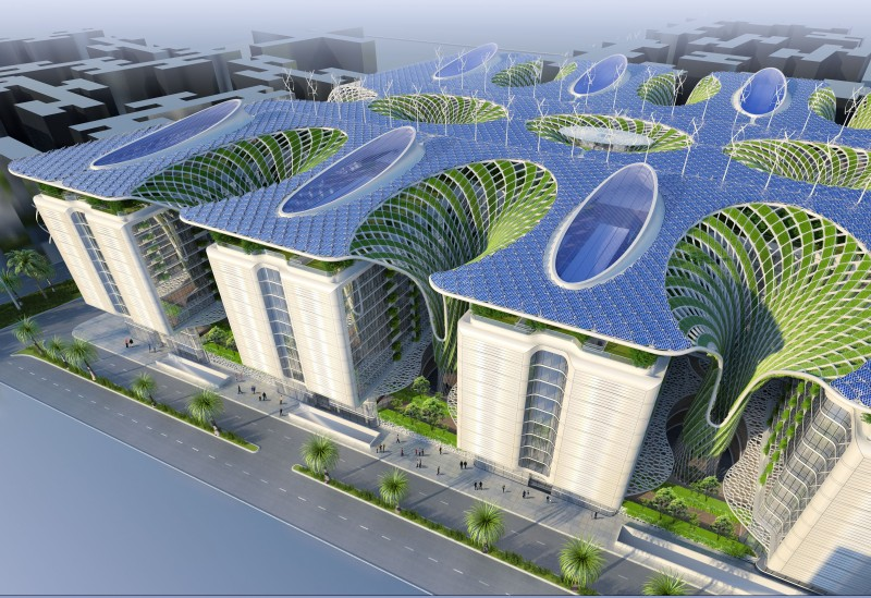 Huge eco-friendly luxury living project coming to Cairo