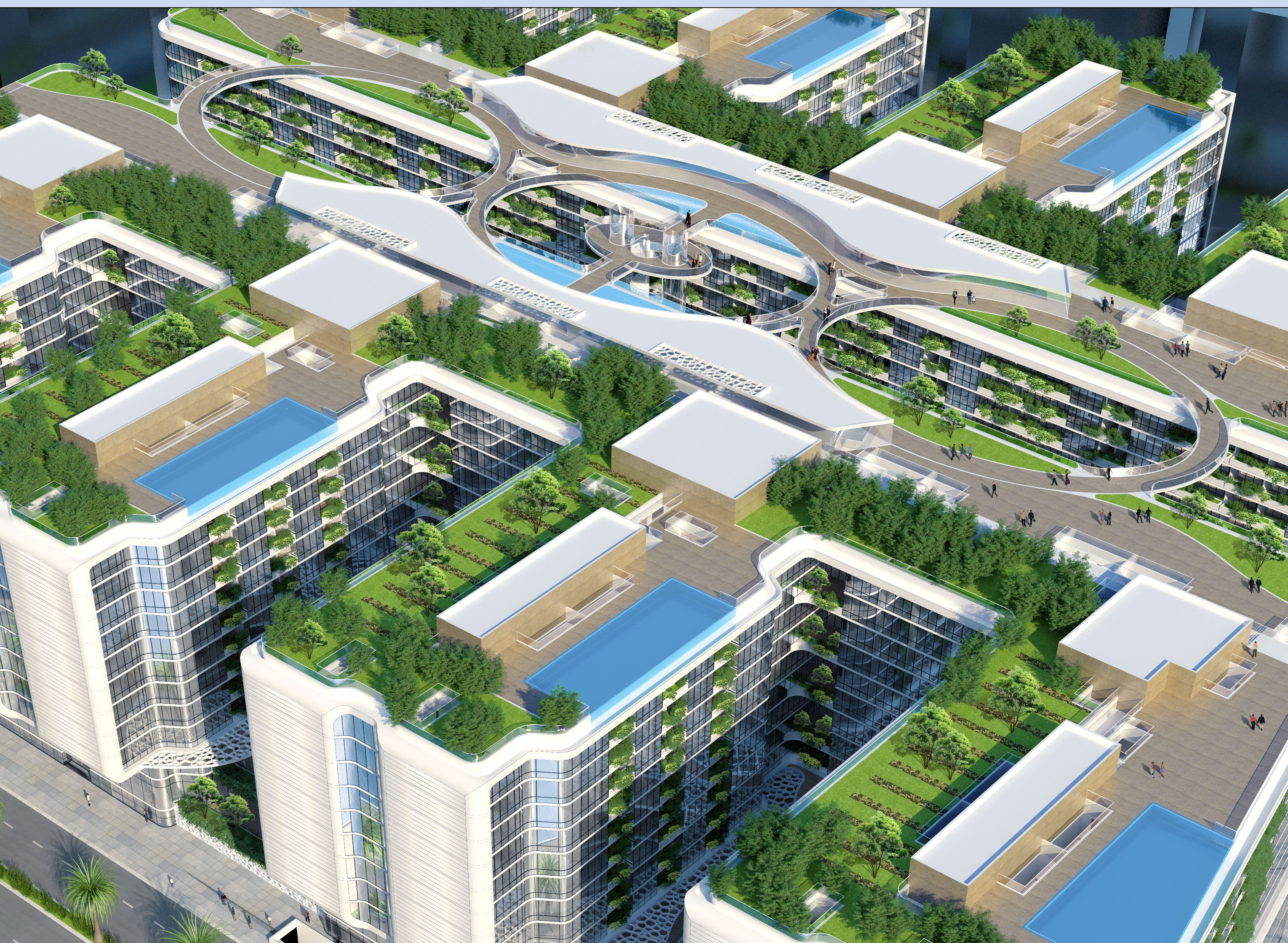 Huge eco-friendly luxury living project coming to Cairo | Green ...