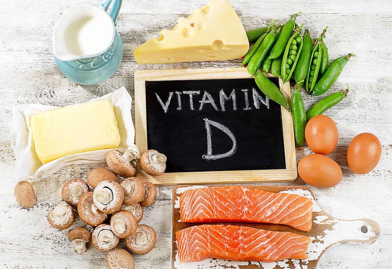 Vegan sources of vitamin D
