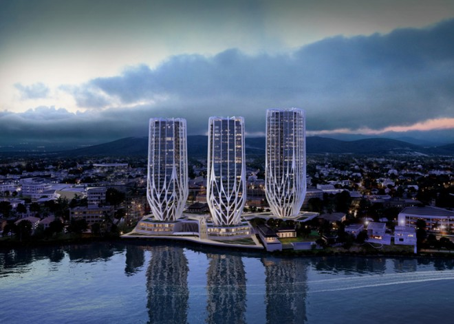 Zaha-Hadid-Toowong-Towers-Brisbane_green-prophet-radiation