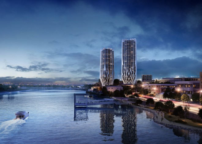 Zaha-Hadid-Toowong-Towers-Brisbanes