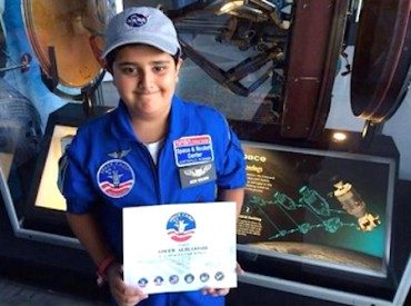 10-year-old Emirati wunderkid already has 7 patents to his name