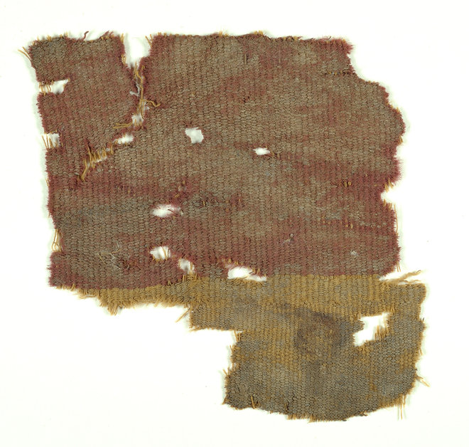 ancient textile israel