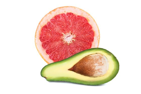 avocado-grapefruit-healthy-food-pairing