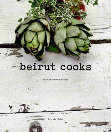 Beirut's Pascale Habis cooks up a new local Lebanese cookbook