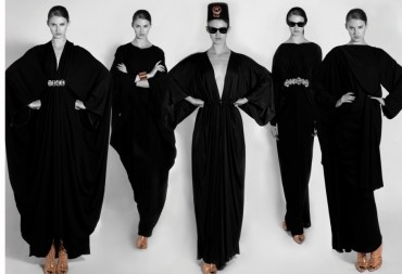Arabian eco-fashion show asks: how green is your abaya?