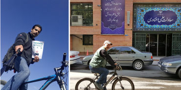 To stop crippling air pollution, Iranians do car-free Tuesdays
