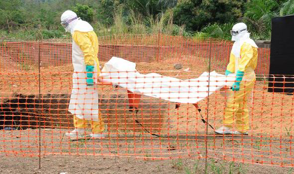 Ebola virus, out of control in Africa, may be in Saudi Arabia