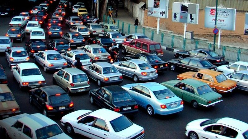 Car accidents and how to avoid crazy Middle East drivers