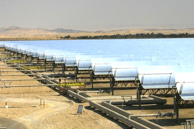 Learn From Morocco At Sunny Solar Menasol Conference In