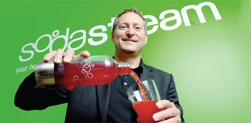 Daniel Birnbaum, invests in Seedo, Cannbit, was former CEO of Sodastream