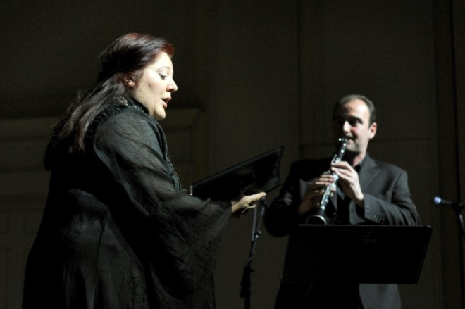 dima orsho and Kinan azmeh