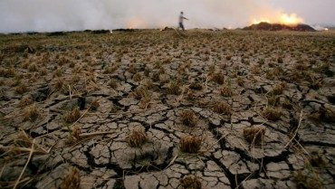 """NASA calls Middle East drought """"worst in 900 years""""!"""