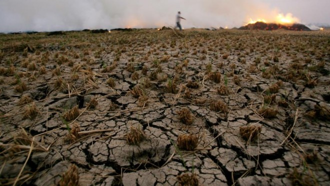 worst drought in 900 years