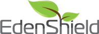eden shield logo agritech