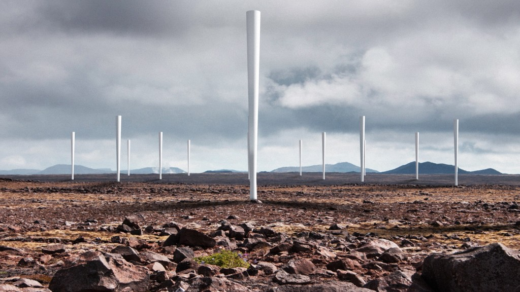energy-bladeless-wind-tower