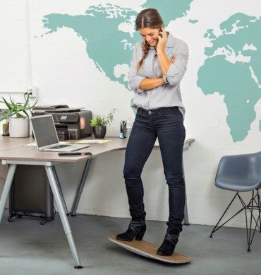 An alternative to standing desks: is it on The Level?