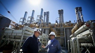 Israel's first natural gas customers to be Palestinians