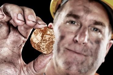 Making the mining industry greener: an environmentally-safe way to extract gold