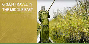 eco travel in the Middle East