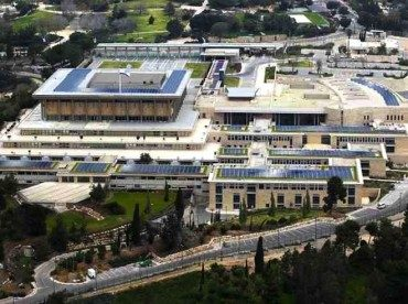 Israel's environmental revolution starts with greening the Knesset
