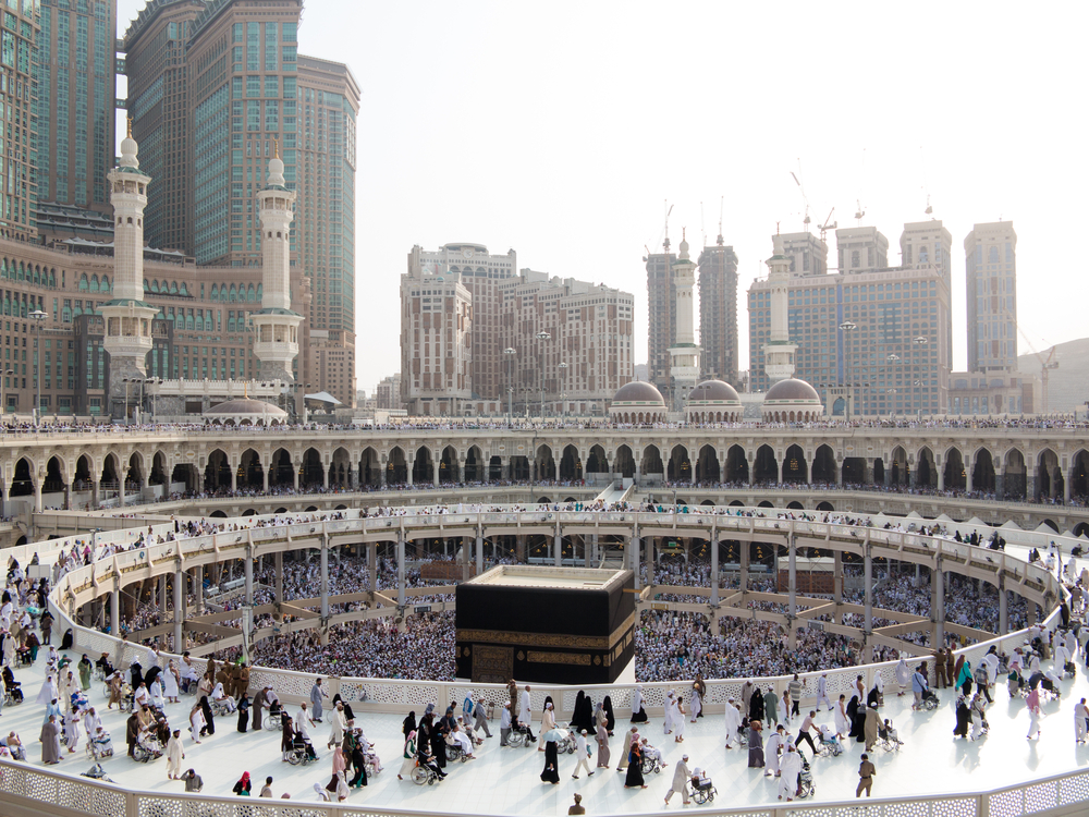 Hajj with Ebola fear