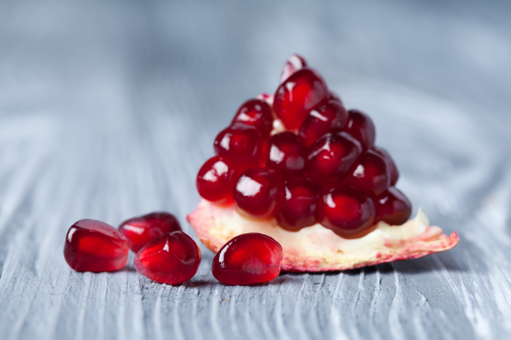 More than one way to skin a pomegranate