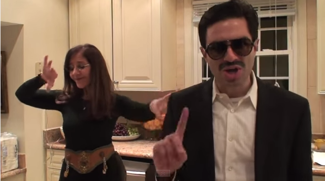 Hilarious Arab American (and dancing mom) explains why paste is NOT hummous (VIDEO)