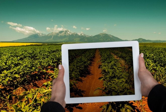 agritech farm ipad IT israel