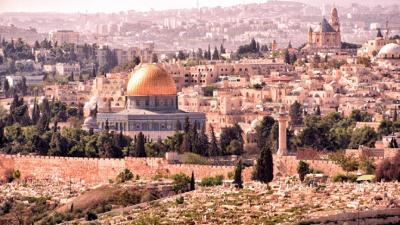 5 places to see in the Middle East before you die