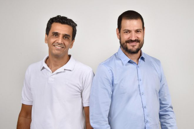 Founders Jospeh Siani and Lior Itai take on the plastic industry by creating SupraPulp, a sugarcane based packaging alternative to plastics.