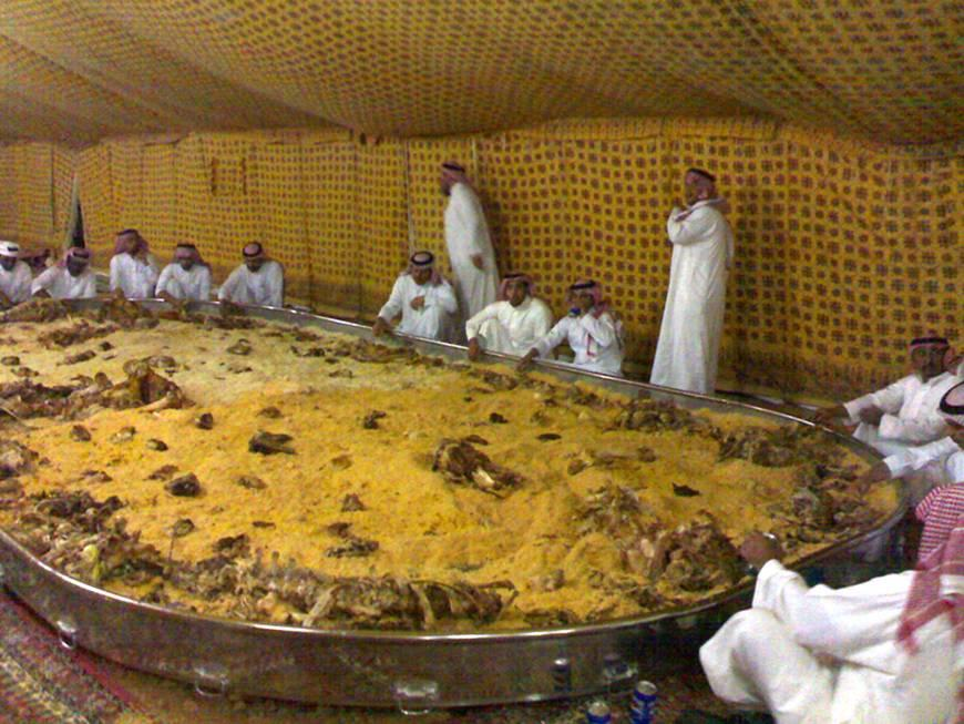 Gulf gluttony and global hunger how long can the party go on kabsa mandi from saudi arabia forumfinder Gallery