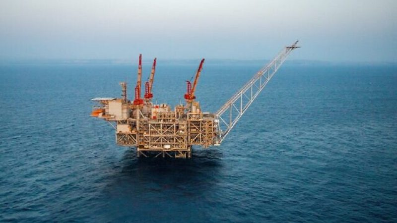 US oil giant Chevron buys Israel's natural gas