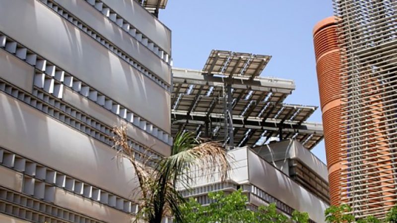 The future of green building in the Middle East looks backward