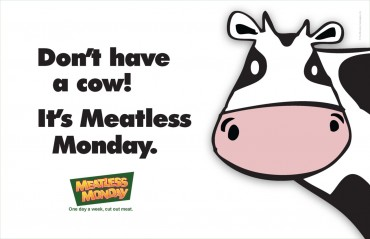 8 reasons to go meatless on Mondays – take our challenge!
