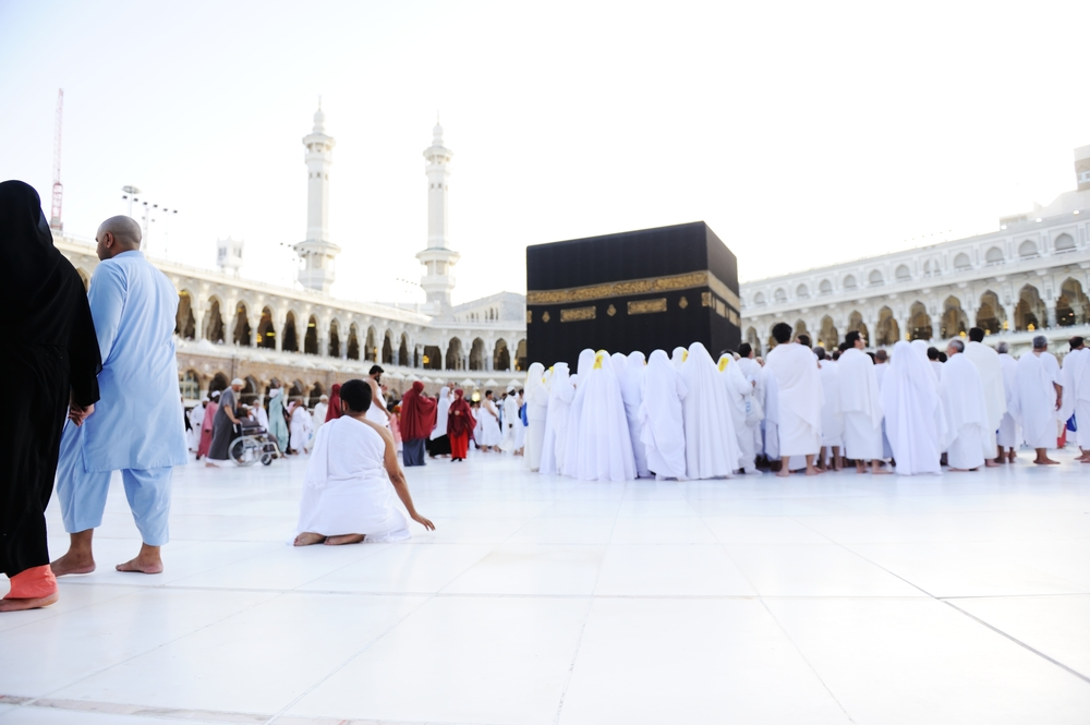 What happens if Ebola virus joins the Hajj to Mecca?