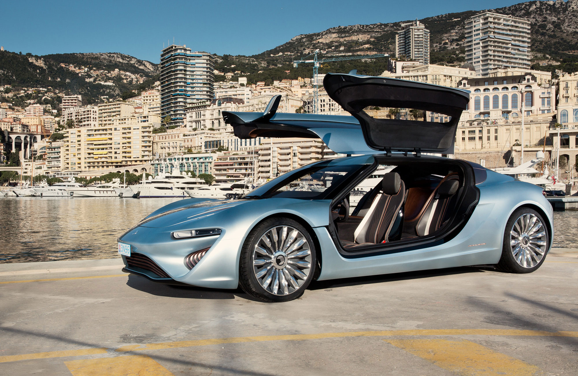 quant electric car runs on salt and a 1 million price tag green prophet. Black Bedroom Furniture Sets. Home Design Ideas