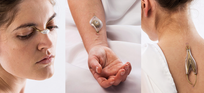 Jewelry that turns human veins into power source | Green ...