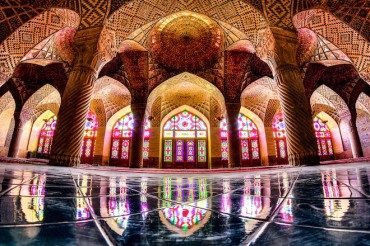 Extraordinary fishbowl architecture photos by Iran's Mohammed Domiri