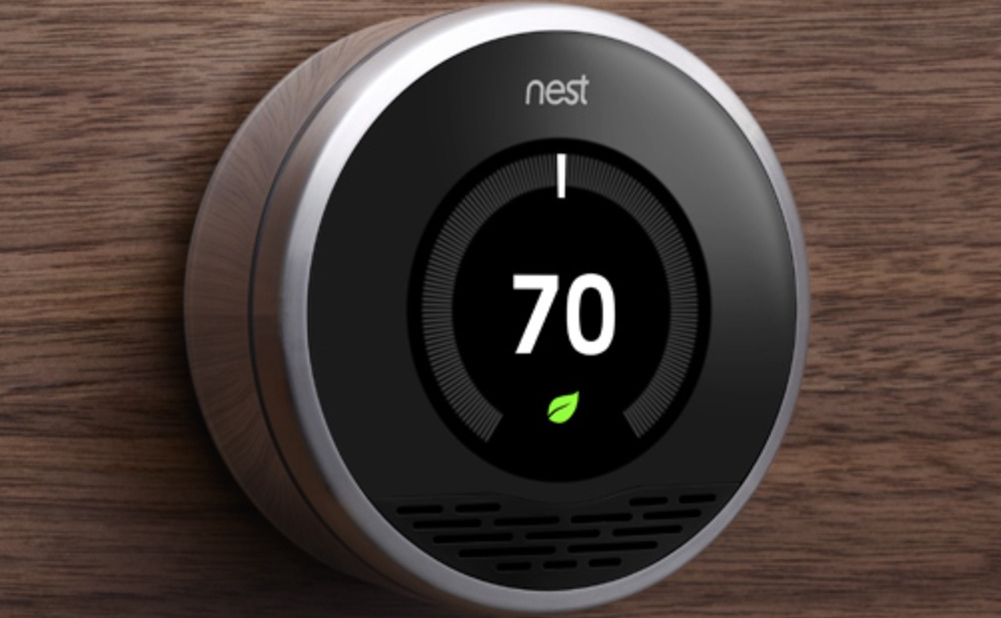 nest labs google energy saving devices