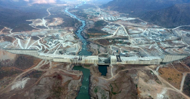 Ethiopian Nile dam to destroy about half of Egypt's agriculture